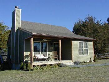 Virginia cabin rental bayberry cottage at autumn ridge for Cabin rentals near lexington va
