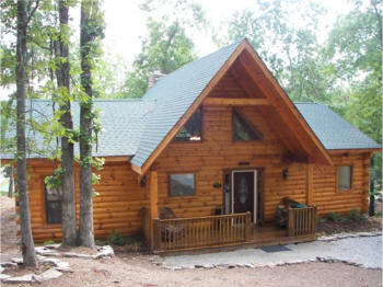 Missouri vacation cabin rentals weekend getaway cabin for Branson condos and cabins for rent