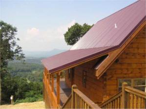 Crimson Star Log Cabin Photos