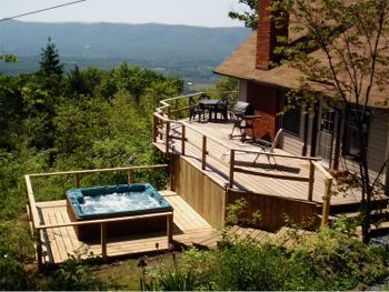 Mountain Cabin Rental In Rileyville Virginia Near Luray